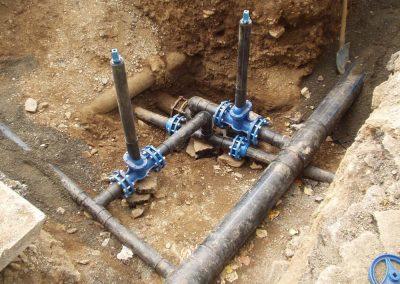 Водопровод и водопроводни връзки