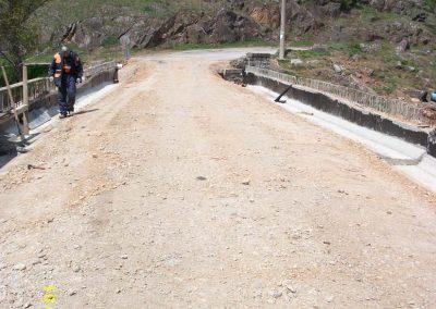 Реконструкция на мост с. Калотина